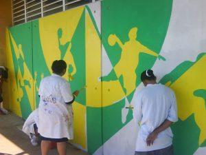 mur-peint